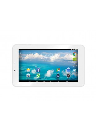 Tablet Trevi Bianco Display touchscreen TAB 7 pollici Dual core Sim Bluetooth