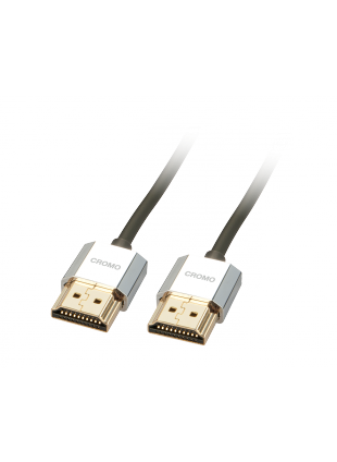 Cavo Slim HDMI High Speed Slim CROMO® 0.5m