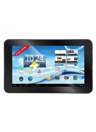 "TABLET ANDROID 4.2 7 "" POLLICI WIFI 4GB DUAL CORE TREVI TAB 7 C8 NERO 0T07C800"