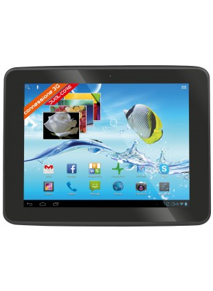 """TABLET ANDROID PC 8 """" POLLICI WIFI 3G TREVI 8GB DUAL CORE TAB 8 V8 NERO 0T08GV00"""