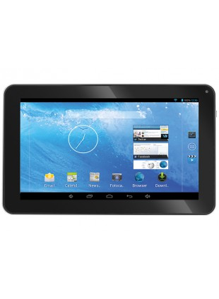 """TABLET ANDROID PC 9 """" POLLICI WIFI TREVI 4GB DUAL CORE TAB 9 C8 NERO 0T09C800"""