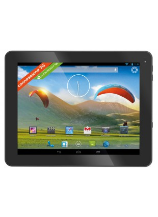 """TABLET ANDROID PC 9,7 """" POLLICI WIFI 3G TREVI 16GB QUAD CORE TAB 9 V16 0T09GV00"""