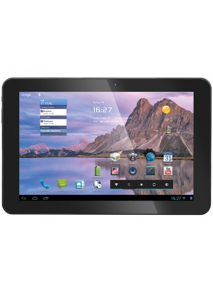 """TABLET ANDROID PC 10"""" POLLICI WIFI 3G TREVI 4GB QUAD CORE TAB 10 V16 0T10GV00"""