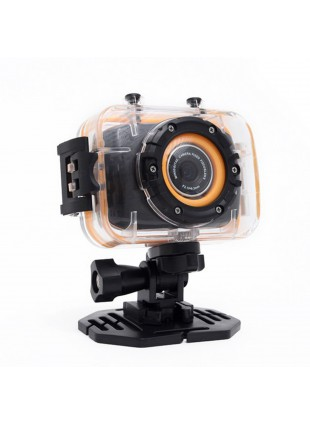 Action Camera Videocamera Subacquea FULL HD 1080P 12MPX MODE ITALIA EMOTION MINI