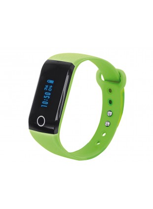 Bracciale Smart Band Bluetooth Display Oled Conta Passi Calorie Distanza Trevi