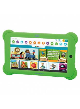 Kid tab 7 pollici Verde Tablet bimbo Wifi Quad core 8 gb Capacitivo Foto Video